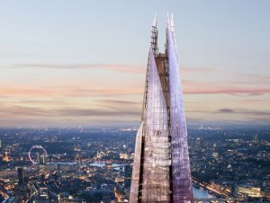 The Shard serviced offices london city