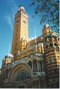 rent London office space Westminster Cathedral Tower