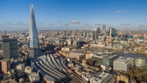 Skyscrapper Shard London Office Space to Rent in London