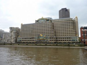 Sea Containers House Office Space to Rent in London
