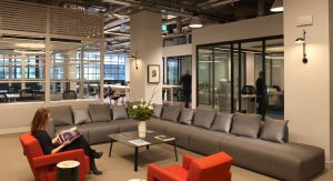 Central Street London offices to rent break-out space