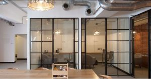 High Holborn London Offices to Rent break-out space