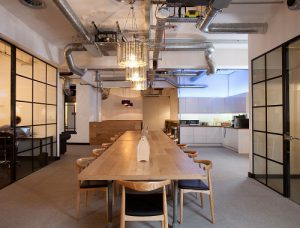 High Holborn London Offices to Rent kitchen