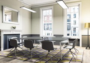LABS Central London offices meeting room