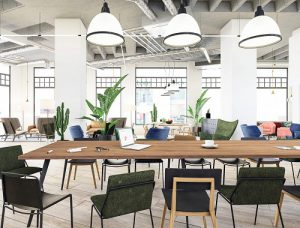 LABS Central London offices shared work space
