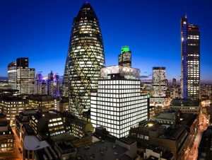 Bevis Marks offices to rent in the City of London