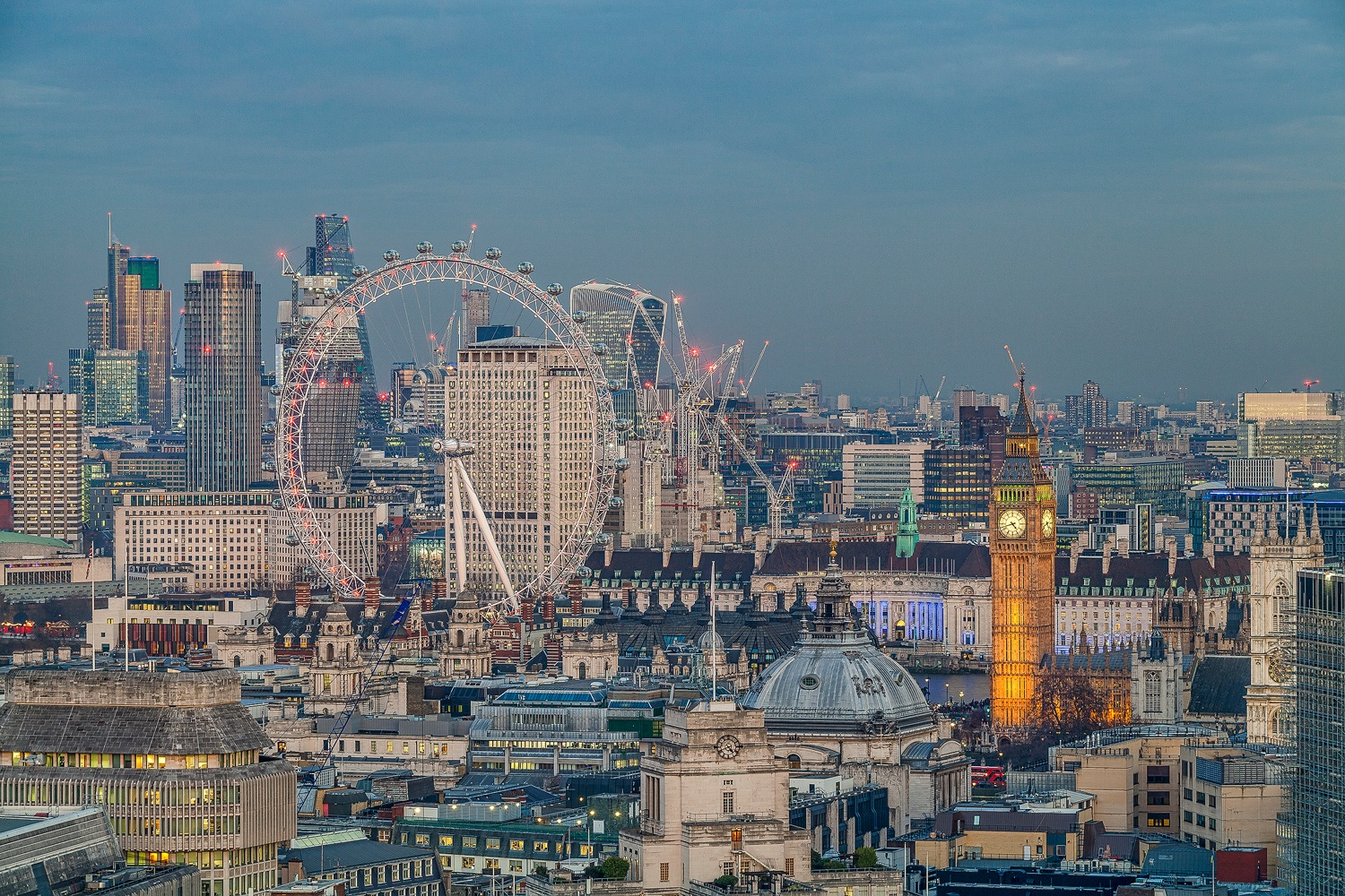 Portland House Central London serviced offices