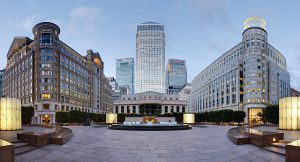 Cabot Square Canary Wharf London Offices