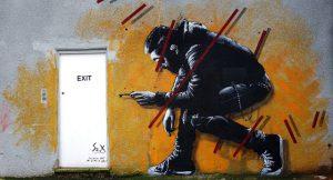 Camden Street Art Londonoffices