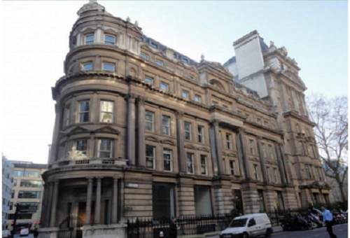 Finsbury Circus office for rent in London