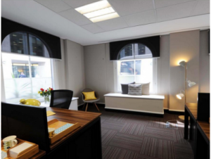 Finsbury House office for rent in London large office