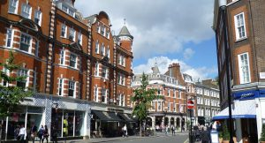 Marylebone's High Street Offices to Rent