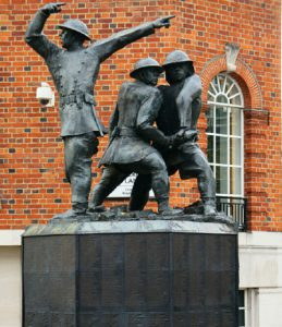 National Firefighters Memorial Londonoffices