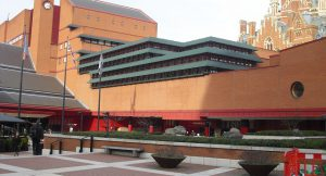 The British Library Londonoffices