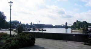 Hammersmith to Chiswick riverside walk Londonoffices