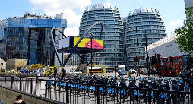 Old Street managed offices in London