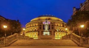 The Royal Albert Hall Londonoffices