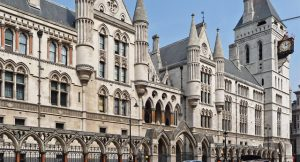 The Royal Courts of Justice Londonoffices