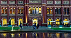 The Victoria and Albert Museum Londonoffices