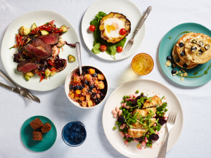 Bespoke Office Fuel meals for the London office