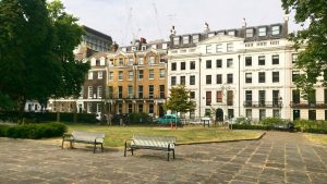 Bloomsbury Square London Architecture