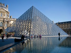 The Louvre Paris Londonoffices