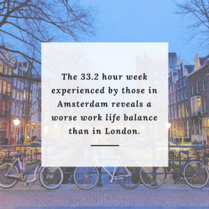 Amsterdam work life balance quote