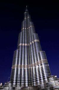 Burj Khalifa Dubi Urban Climbing