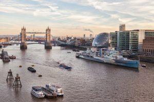 Views from Halkin office Lower Thames Street