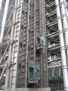 Lloyds of London lifts urban climbing