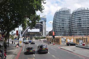 Old Street roundabout London