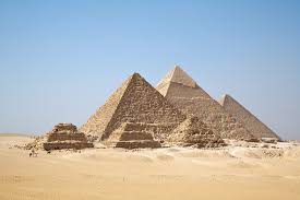 Pyramids of Giza Urban Climbing