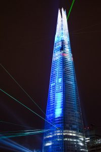 The Shard winter events