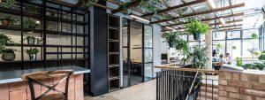 best London offices foliage London Fields