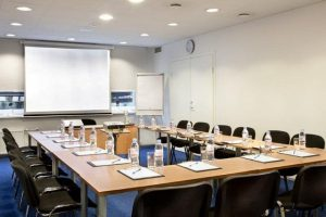 prepared meeting room in Serviced Offices in London