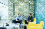 BE Offices acquire Headspace meeting room