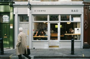 Bao London restaurant solo dining