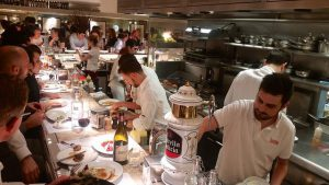 Barrafina london solo diner