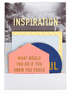 Inspiration Starter Kit Motivational Quotes