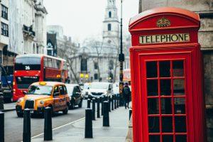 London lifestyle scene