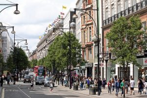Oxford Street Marylebone