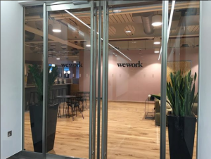 WeWork Hammersmith Supponor