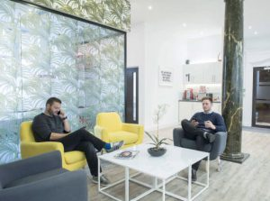 farringdon headspace group office