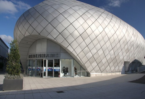 Debenhams Store Front Dome