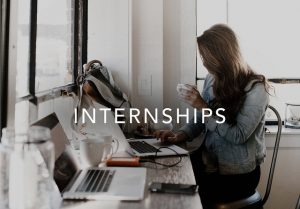 Internship office job image