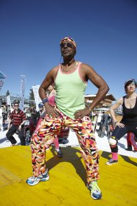 Mr Motivator Fitness Festivals