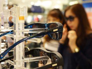 Radiation Blocking Glasses