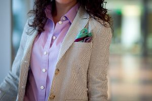 business wear keep cool during summer