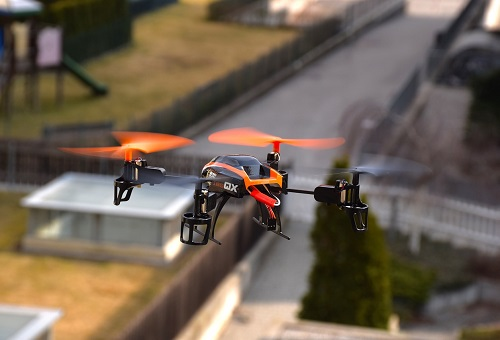 Drone Feature Vertiports