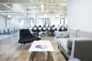 The Coalface Workspace Meeting Room